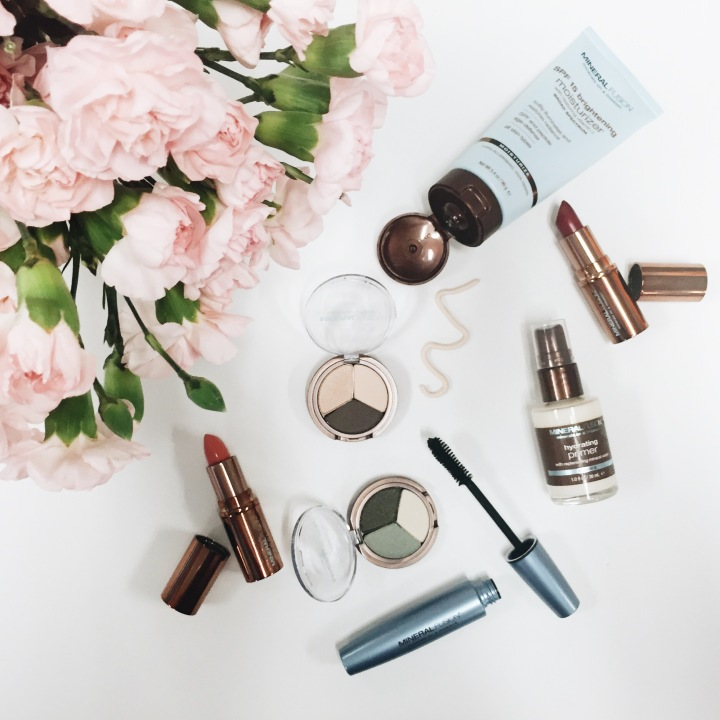 Mineral Fusion Beauty Tour &Giveaway!